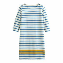 Breton Striped Shift Dress