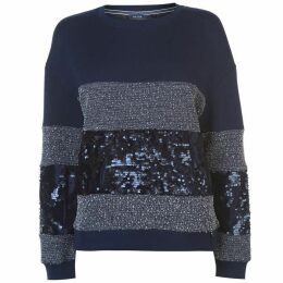 Salsa Sequin Jumper Womens