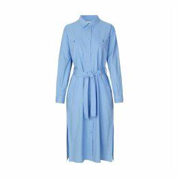 Cora Long Shirt Dress