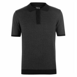 Firetrap Blackseal Knit Polo