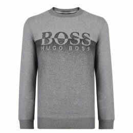 BOSS French Terry Withmore Logo Sweatshirt