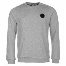 DKNY Rubber Logo Crew Sweatshirt