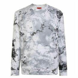 HUGO Snow Camouflage Sweatshirt