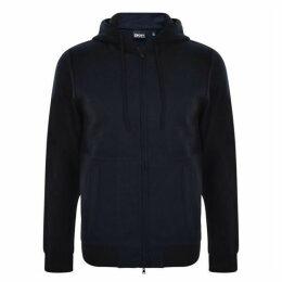DKNY Hooded Zip Sweatshirt