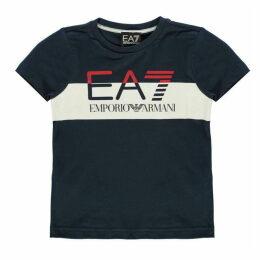 EA7 Col Visibility T Shirt