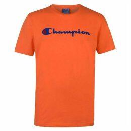 Champion Chest Logo T Shirt