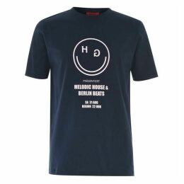 Hugo Delodic Smiley T Shirt