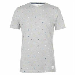SoulCal Deluxe AOP Flag T Shirt