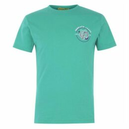 Versace Jeans Couture Versace Jeans Small Chest Logo T Shirt Mens