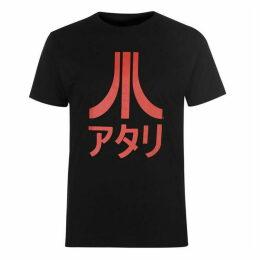 Atari Japanese Logo T Shirt