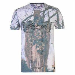Firetrap Blackseal Graveyard T Shirt