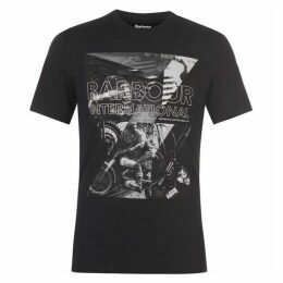Barbour International Barbour Frame T Shirt
