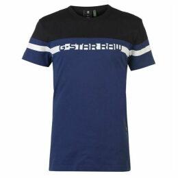 G Star Graphic T Shirt