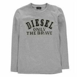 Diesel Tippi Long Sleeve T Shirt