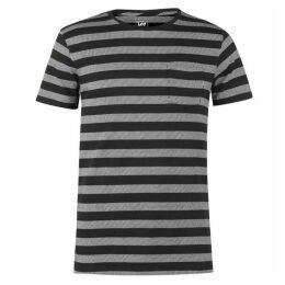 Lee Jeans Lee Stripe T Shirt