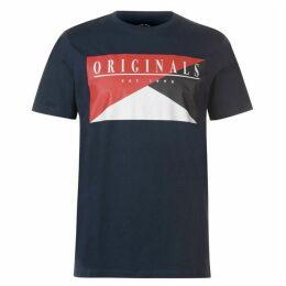 Jack and Jones Original Art Brook T Shirt