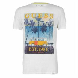 Guess On Tour T Shirt