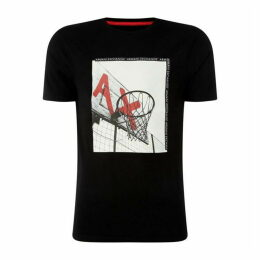 Armani Exchange AX Basketball Tee Sn92