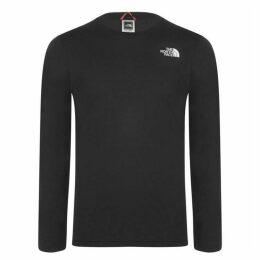 The North Face The Long Sleeve Easy T Shirt