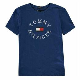 Tommy Hilfiger Logo T Shirt