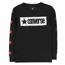 Converse Vintage Long Sleeve T Shirt