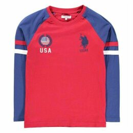 US Polo Assn Long Sleeve T Shirt