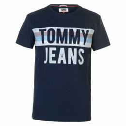Tommy Jeans Colour Block T Shirt