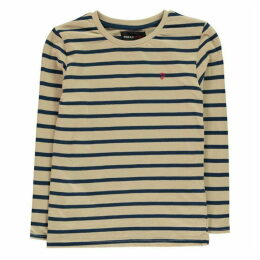 Farah Vintage Alport Long Sleeve T Shirt