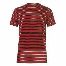 Farah Vintage Farah House Stripe T Shirt