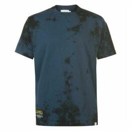 Farah Vintage Farah Stein Tie Dye T Shirt Mens
