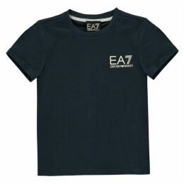 EA7 Core Logo T Shirt