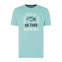 Raging Bull What Goes On Tour T Shirt