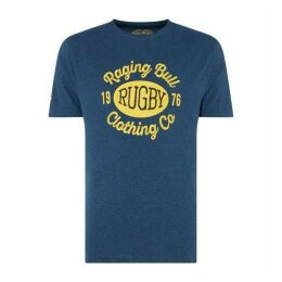 Raging Bull Rugby T Shirt