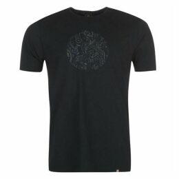 Pretty Green Thornley Logo T Shirt