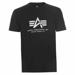 Alpha Industries Alpha Basic T Shirt