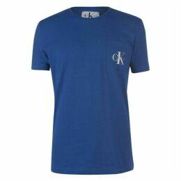 Calvin Klein Jeans Mono Chest Print T Shirt