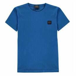 Paul And Shark Basic Badge T Shirt