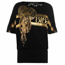 Biba Snake Foil T Shirt