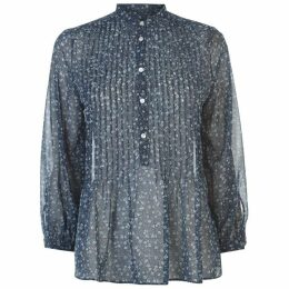 Gant Small Print Shirt Womens