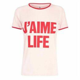 Swallows and Daggers J'aime Life T Shirt