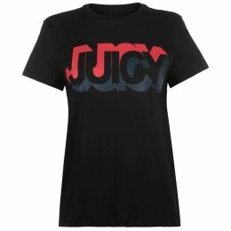 Juicy 3D Graphic Tee