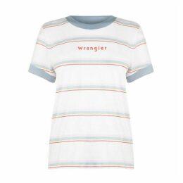 Wrangler 80s T Shirt
