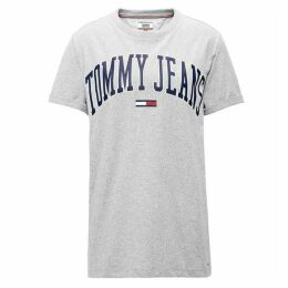 Tommy Jeans Collegiate Logo T Shirt