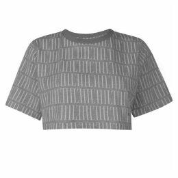 IL SARTO Lucia Crop T Shirt