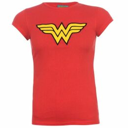 DC Comics Wonder T Shirt Ladies