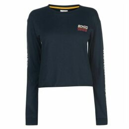 SoulCal Deluxe Long Sleeve Brand T Shirt