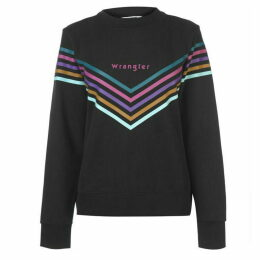 Wrangler Rainbow Sweater