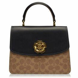 Coach Parker Top Handbag
