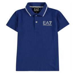 EA7 Emporio Core Logo Polo Shirt