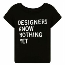 DKNY Know Nothing T Shirt